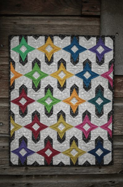 Kismet Gray Screen Sw 7071 Pure White Sw 7005: Eye Candy Quilts